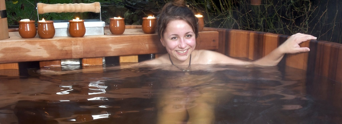 Buy a hot tub