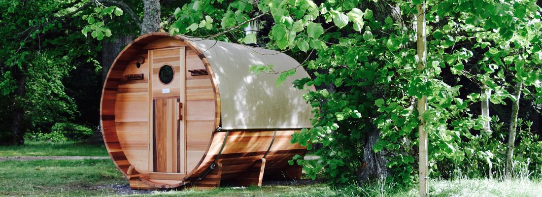 Buy a barrel sauna