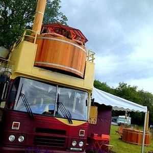 The Hot Tub Bus