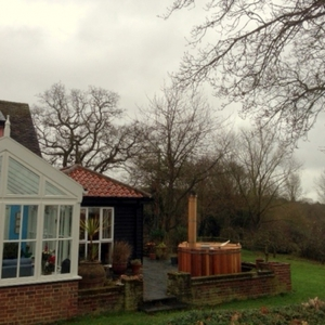 New home after rental, Norfolk, January 2014