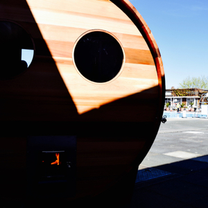 About our barrel saunas