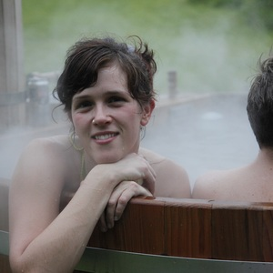 Hire a hot tub