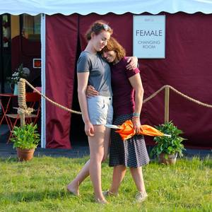 Work with us | Festival Volunteering | Bathing under the Sky
