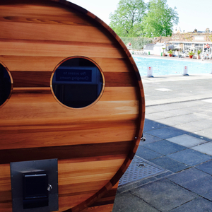 New sauna installation - London Evening Standard