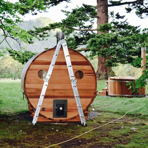 Buy a barrel sauna