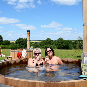 Outdoor Spa | Pop up | Bathing under the Sky