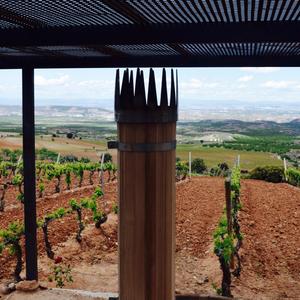 La Rioja, Spain May 2017