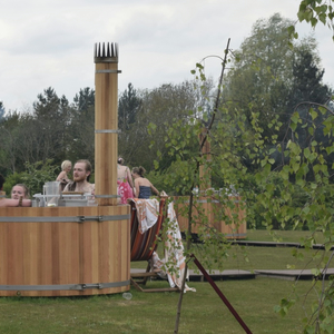 Outdoor pop up spa 4, April 2017